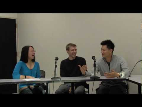 The Tech's interview with Jorge Cham and others from the PhD movie