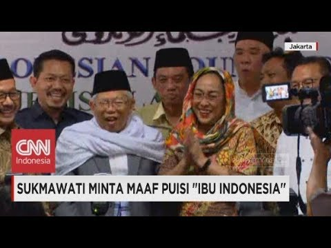 Ketua MUI Minta Umat Islam Memaafkan Sukmawati, Tanggapan Wiranto & Din Syamsudin