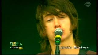 Arctic Monkeys - live Werchter 2006