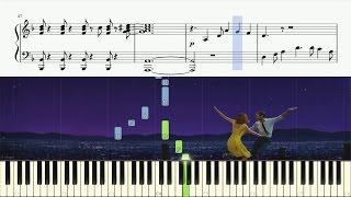 La La Land - City Of Stars - Piano Tutorial + SHEETS