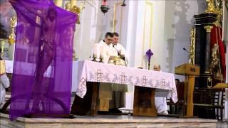 preview picture of video 'Liturgia Wieczerzy Pańskiej - Bisztynek 2015'