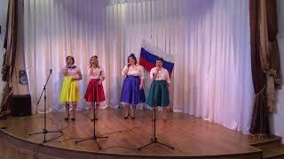 Молодой моряк и ансамбль Девчата 23 февраля лично тебя!