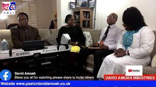 GWAC SUNDAY ONLINE SERVICE / Pastor David Amoah