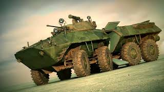 Российский бронетранспортёр   БТР 90 «Росток»