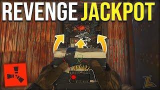 THE RICHEST ONLINE REVENGE RAID THAT GAVE JACKPOT SULFUR PROFIT - Rust Survival Gameplay (S11-E11)
