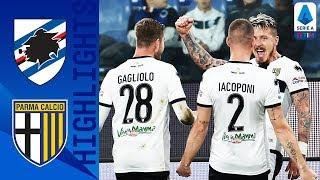 Sampdoria 0-1 Parma | Gli emiliani vincono al Ferraris con l'incornata di Kucka | Serie A