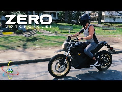 Zero Motorcycles – Electric Motorcycle Review!