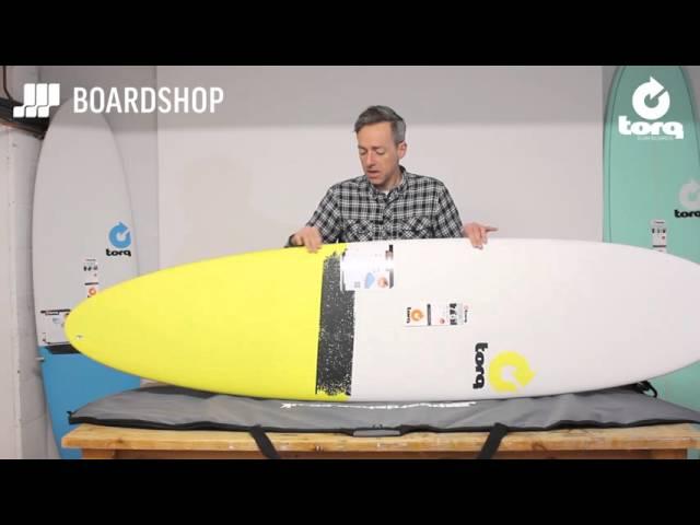Torq Mini Mal Range Surfboard Review