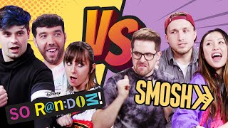 So Random VS Smosh | Who Knows Who Better?