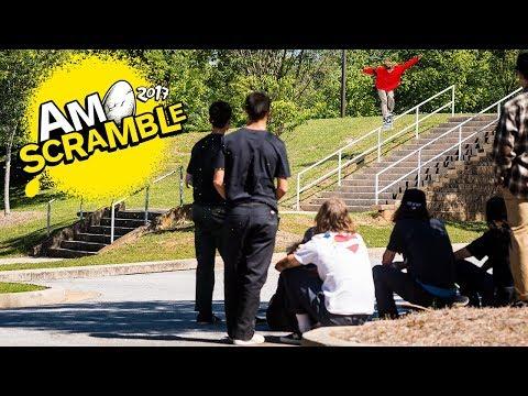 Rough Cut: Corey Glick and Tyson Peterson's Am Scramble Footage