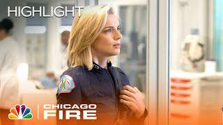 Brett Awaits News As Her Pregnant Birth Mother Has A Complicated Delivery - Chicago Fire