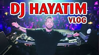 PARTİ DOLU 24 SAAT! DJ HAYATIM VLOG#44