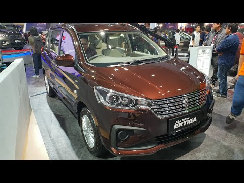 In Depth Tour Suzuki All New Ertiga GL M/T (2018) - Indonesia