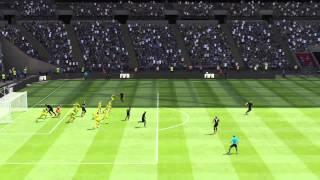 FIFA 15 Alberto Moreno stunner