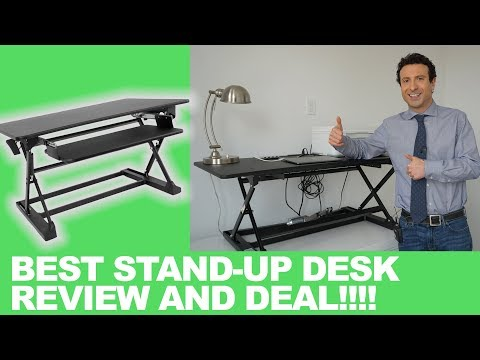 Smart Home and Office – Standing Desk Review + FREE SHIPPING