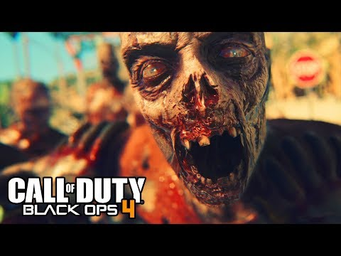 Call of Duty : Black Ops 4 Zombies