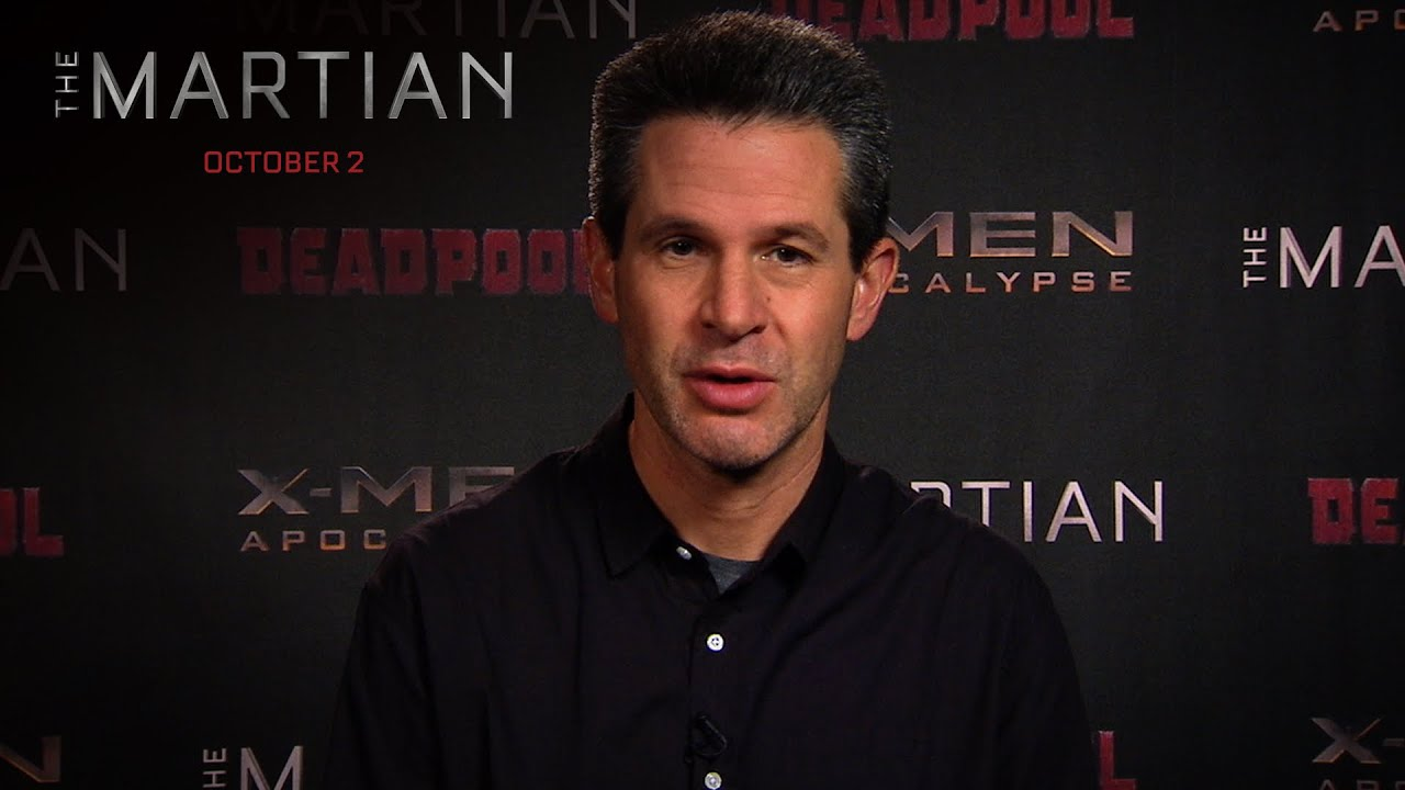 The Martian - Simon Kinberg Fan Q&A