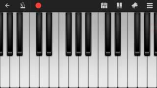 Pərviz Bülbülə - Mən sevən gözəlin (Piano)