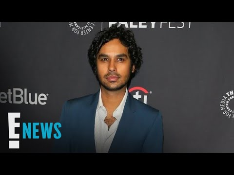 Kunal Nayyar Praises India for Repealing Anti-LGBT Law | E! News