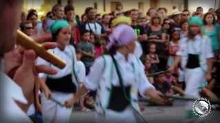 preview picture of video 'Festa Major Cubelles 2013'