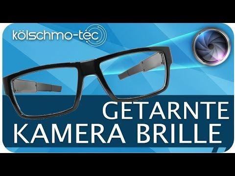 Detektiv HD Kamera Brille Testbericht 2019