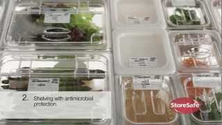 5 Steps to Food Safety: Shelving - Cambro StoreSafe