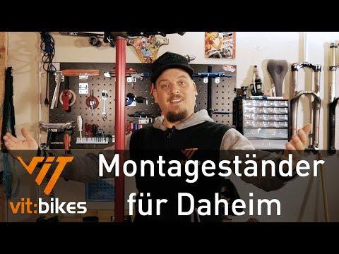 Welchen Montageständer für Daheim? - Teuer vs. Günstig - vit:bikesTV