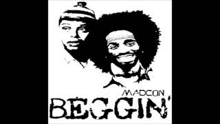 Madcon - Beggin' (Official Instrumental) HQ