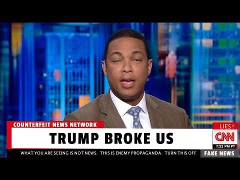 Trump Broke CNN 😂