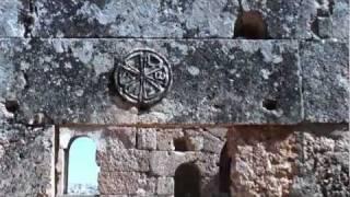 preview picture of video 'Al-Bara (Bara) Dead City in Syria (Bara Basilica)'