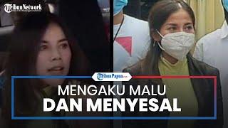 Wanita yang Viral Maki Petugas karena Diminta Putar Balik Minta Maaf, Mengaku Malu dan Menyesal