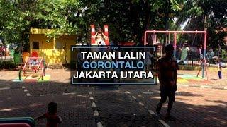 Taman Lalu Lintas Gorontalo, Rekreasi Keluarga Gratis di Jakarta
