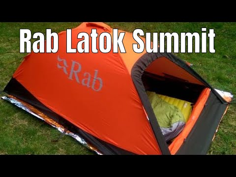 Rab Latok Summit Bivi Tent Shelter & ???Rab tent Test ? Top Bestseller ? Comparison ? Tests ...