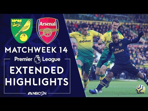 Download Norwich City v. Arsenal | PREMIER LEAGUE HIGHLIGHTS | 12/1/19 | NBC S HD Mp4 3GP Video and MP3