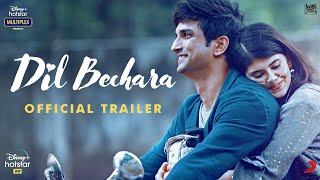 Dil Bechara trailer 3