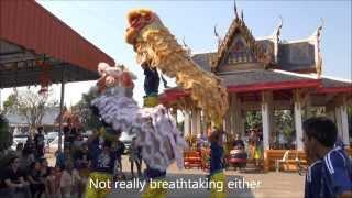 Familie Besøg I Bankok