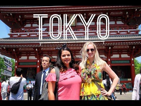 Tokyo {Girl's Trip}