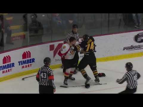 Tyler Boivin vs. Shawn Element