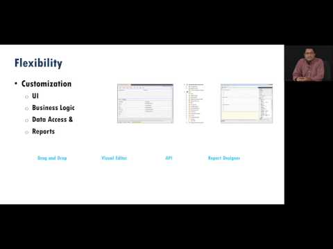 Flexibility of Acumatica Cloud xRP Platform