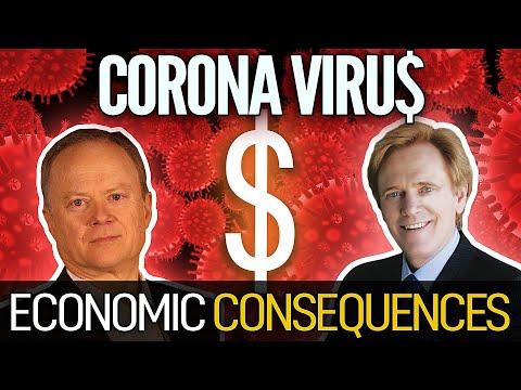CoronaVirus: An 'Economic Cataclysm' -  Devastating Economic Consequences To Come