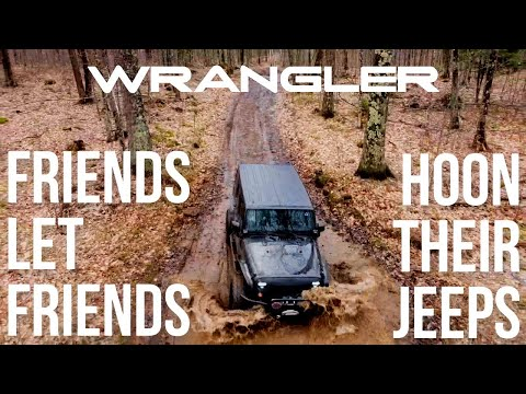 Matt Tests Paolo's Jeep Wrangler Build On The Trails Of Northern Wisconsin