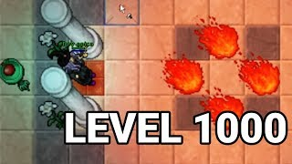 Desert Quest At Level 1000! - Tibia On Twitch #week13