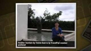 preview picture of video 'Santarcangelo, Torriana and Montebello Giulianat's photos around Montebello, Italy (verucchio)'