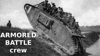 Armored battle crew - имитатор симулятора танка