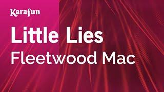 Karaoke Little Lies   Fleetwood Mac *