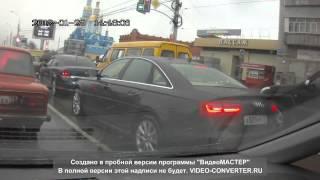 Добрый разговор на ульяновской дороге.