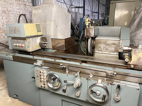 Grisetti Cylindrical Grinding Machine