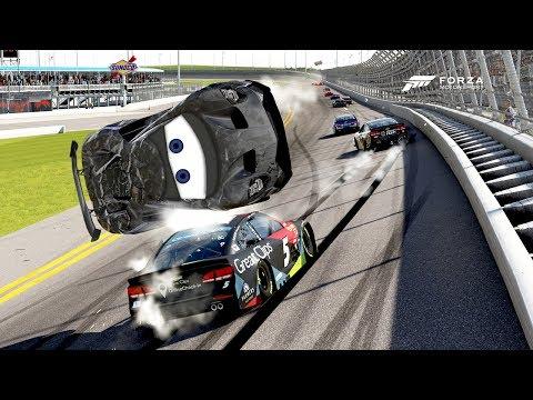 Jackson Storm Goes Flying!!! | Forza Motorsport 6 | NASCAR/R Class