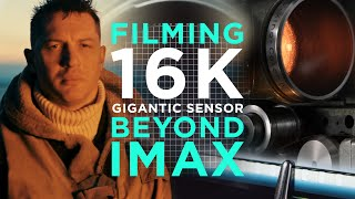 Beyond IMAX: Filming with a gigantic 16K sensor inkl. sample – a crazy experiment MDEpicEpisodeS1E10