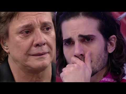 Família de Fiuk esclarece suposta revolta de Fábio Jr. com o filho